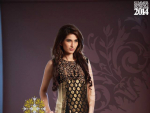 Vasim Asghar Spring Summer Dresses 2014 For Girls