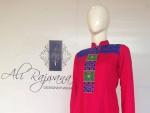 Ali Rajwana Spring Dresses 2014 for Women