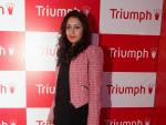 Triumph Lahore at L'atelier Launch Photos