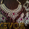 Xevor Bridal Latest Jewellery Set 2012-13 for women