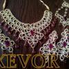Xevor Bridal Latest Jewellery Set 2012-13 for women