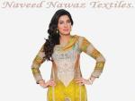 Naveed Nawaz Textiles Summer Dresses 2014 Volume 1