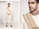 Fahad Hussayn Wedding Wear Dresses 2014 For Men and Women
