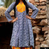 Satrangi by Saqib Casual Wear Spring Dresses 2014