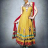 Pakistani Mayon Dresses For Wedding 2014