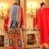 Naureen Arbab Winter Dresses 2014 For Girls