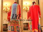 Naureen Arbab Winter Dresses 2014 For Girls