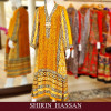 Shirin Hassan Winter Dresses 2014 For Women