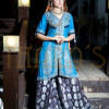 Thara's Women Engagement Dresses 2014