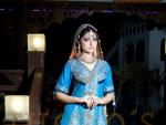 Thara's Women Engagement Dresses 2014