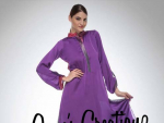 Sana Creationz Women Casual Dresses Spring Collection 2014