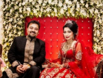 Ahmed Ali Butt and Fatima Khan Wedding Photos