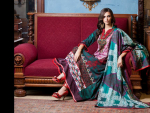 Ittehad German Girls Lawn Dresses 2014
