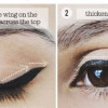 Make Cat Eyes For Makeup at Night Time