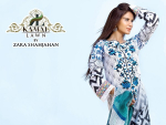 Zara Shahjahan Kamal Lawn 2014
