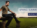 Royal Tag Men Spring Summer Dresses 2014