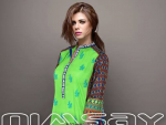Nimsay Embroidered Classic Dresses 2014 For Summer