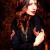 Model Rabia Butt bridal Photo shoot For Zara Shahjahan