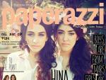 Sana Ansari And Sania Khan Shines On Paper Magazine Cover