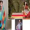 Moon Textiles Barkha Lawn Prints 2014