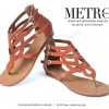 Metro Shoes Women Spring Collection 2014