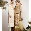 Nida Azwer Wedding Dresses 2014 For Men and Women