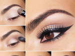 Make a Perfect Cat Eye in Seconds