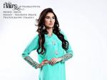 Flairs by Naureen Fayyaz Women Summer Dresses 2014