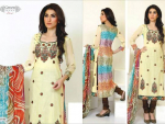 Ghani Textile Women Embroidered Lawn 2014