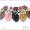 Nadiya Kassam Women Summer Footwear Collection 2014