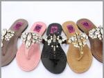 Nadiya Kassam Women Summer Footwear Collection 2014