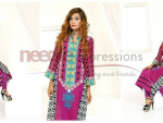 Needle Impressions Ready to Wear Women Lawn Dresses 2014