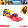 Servis Summer Women Foot Wears 2014