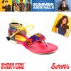 Servis Summer Women Foot Wears 2014