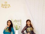Zunaira Lounge Women Formal Dresses 2014