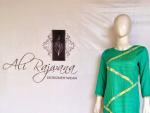 Ali Rajwana Girls Summer Dresses 2014