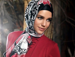 Latest Hijab Designs 2014 For Ramadan