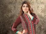 Naz Junaid Women Summer Clothes 2014