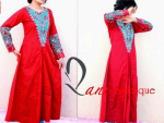 Rani Siddique Girls Summer Dresses 2014