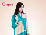 Grapes The Brand Girls Eid Dresses 2014