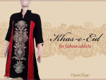 HK-Dot to Design Girls Eid-Ul-Fitr Dresses 2014