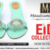 Mausummery Women Eid Footwear Collection 2014