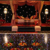 Mehndi And Barat Stage Decoration Ideas