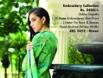Al-Karam Textile Mid Summer Women Dresses 2014