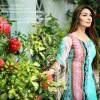 Deeba Designer Embroidered Dresses 2014 by Shariq Textiles