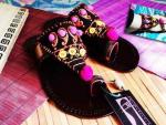Fashion of Kolhapuri Women Shoes 2014