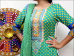 VS Textiles Designer Lawn Dresses 2014 For Mid Summer