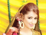 Mehndi Function New Bridal Hairstyles 2014