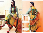 Amna Ismail Imperial Lawn Women Dresses 2014