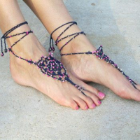 Preparation of Barefoot Sandals